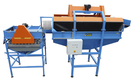 COMPLETE FARMER LINE FOR  POTATO HANDLING