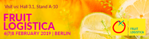 VISIT US AT FRUIT LOGISTICA IN FEBRUARY
