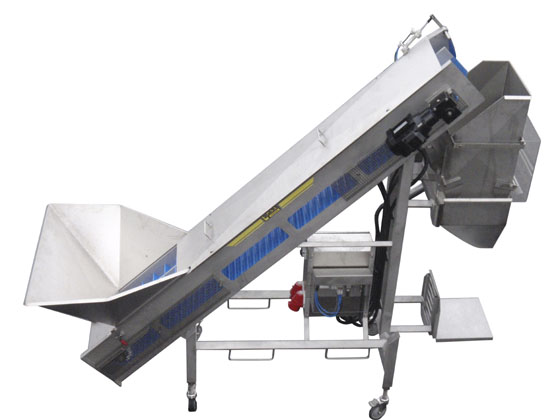 BULKWEIGHER FOR PROCESSED PRODUCTS TO NORWAY